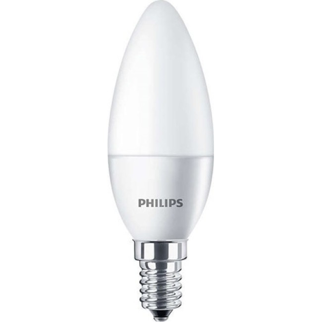 ΛΑΜΠΑ LED ΚΕΡΙ 5,5W E14 2700K