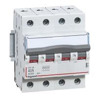 ΔΙΑΚΟΠΤΗΣ ΡΑΓΑΣ 4P 100A 230-400V | LEGRAND |