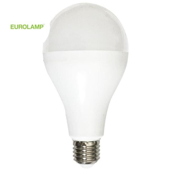 ΛΑΜΠΑ LED ΚΟΙΝΗ 24W Ε27 6500K 220-240V | EUROLAMP |
