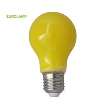 ΛΑΜΠΑ LED SMD ΕΝΤΟΜΩΝ 7W E27 220-240V | EUROLAMP |