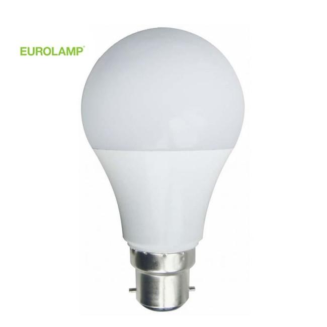 ΛΑΜΠΑ LED ΚΟΙΝΗ 15W B22 2700K 220-240V | EUROLAMP |