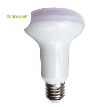 ΛΑΜΠΑ LED SMD R80 10W Ε27 2700K 220-240V EUROLAMP