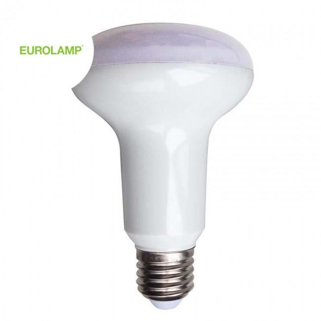 ΛΑΜΠΑ LED SMD R80 10W Ε27 2700K 220-240V
