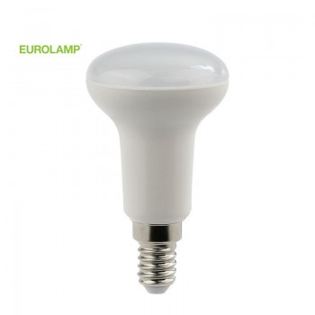ΛΑΜΠΑ LED SMD R50 8W Ε14 6500K 220-240V EUROLAMP