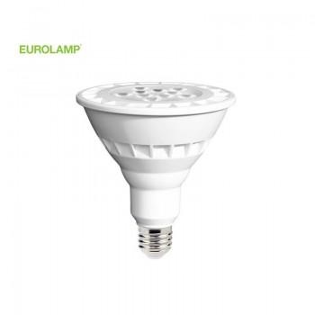 ΛΑΜΠΑ LED SMD PAR 30 DIM 15W E27 4000K 220-240V 40° EUROLAMP