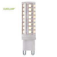 ΛΑΜΠΑ LED SMD 6W G9 2700K 220-240V EUROLAMP