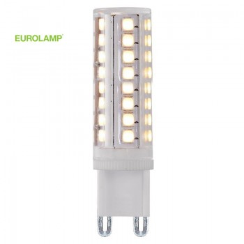 ΛΑΜΠΑ LED SMD 6W G9 2700K 220-240V | EUROLAMP |