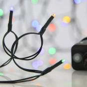 Λαμπάκια LED με πρόγραμμα εσωτερικού-εξωτερικού χώρου